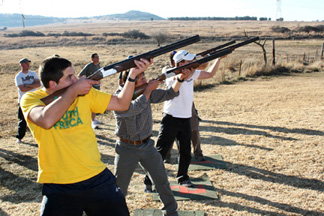 laser-clay-pigeon-shooting